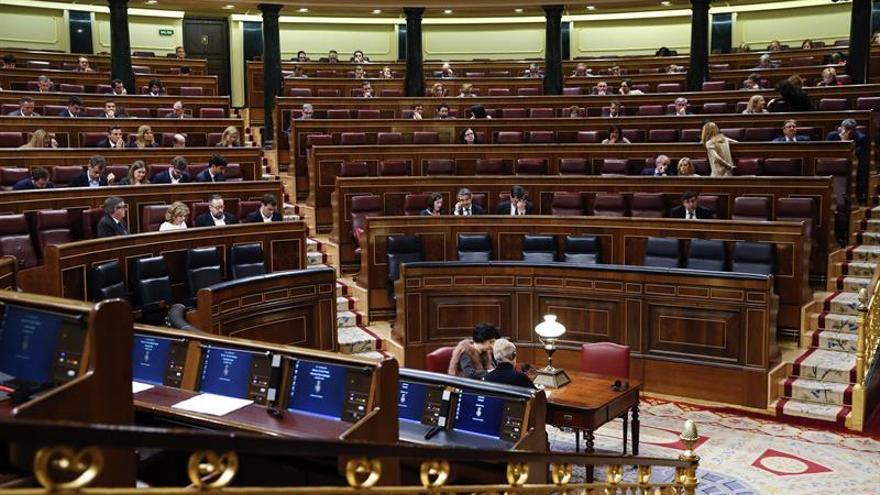 Rajoy y Rivera cierran un acuerdo para que el PP presida el Congreso