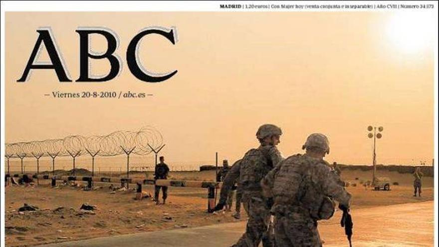 De las portadas del día (20/08/2010) #1
