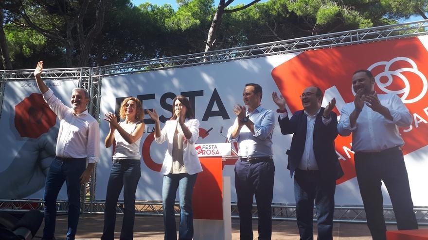 """Ábalos insiste en la necesidad de diálogo tras """"un Estado que se independizó de Cataluña"""""""