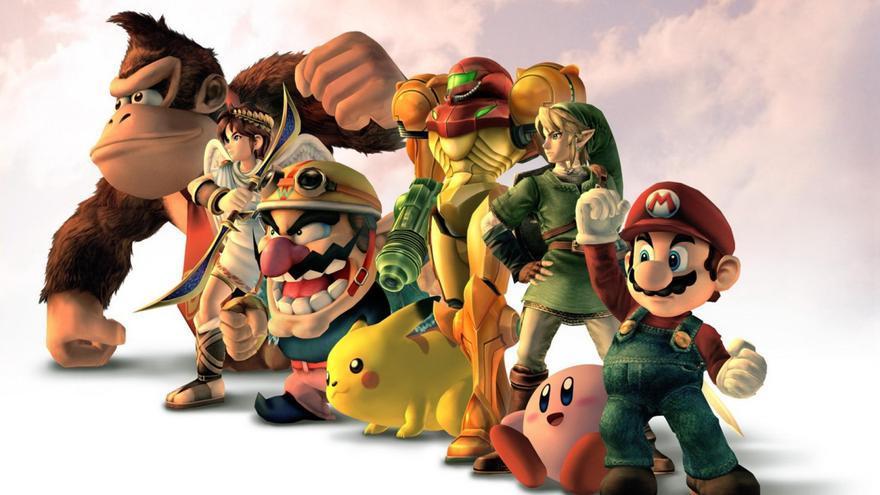Personajes Nintendoi