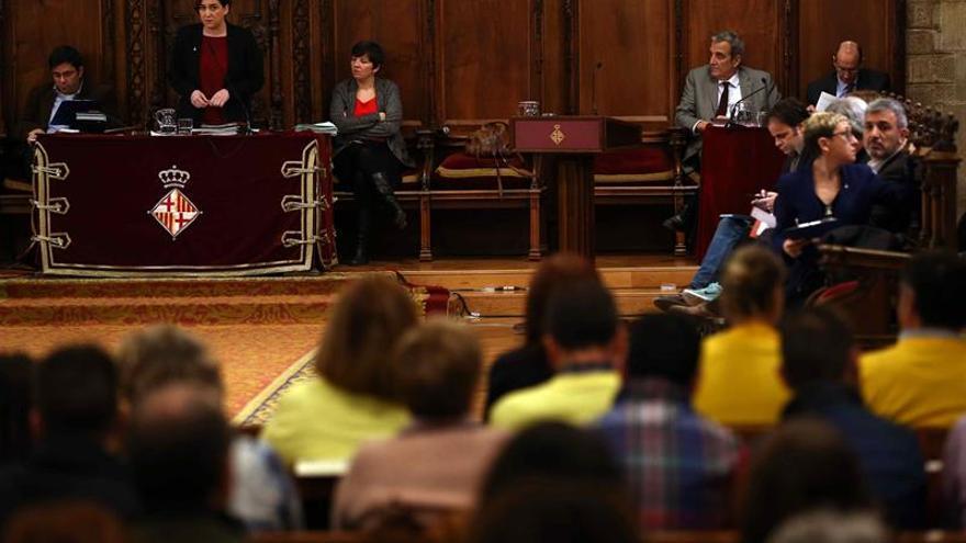 El Ayuntamiento de Barcelona rechaza declarar a Felipe VI persona no grata