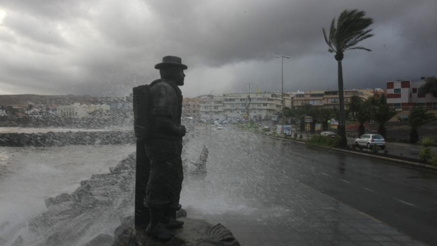De las lluvias en Puerto del Rosario #3