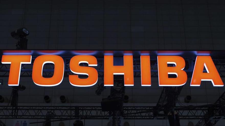 Toshiba ganó un 28,9 por ciento interanual menos entre abril y diciembre