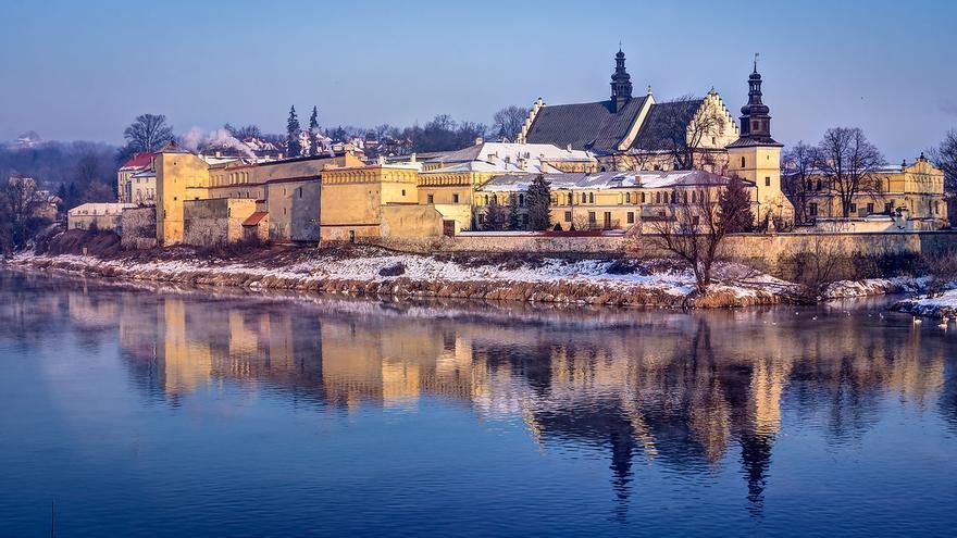 Convento de las Hermanas Norbertinas, Cracovia, Polonia. Foto: jar.ciurus