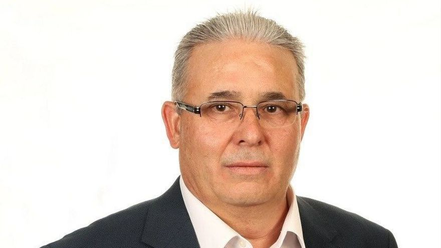 Víctor Manuel Lorenzo, coordinador del grupo local de Cs en Los Llanos de Aridane.