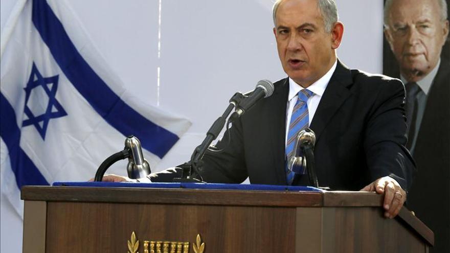 Netanyahu se entrevistará en Roma con Kerry y el Papa Francisco