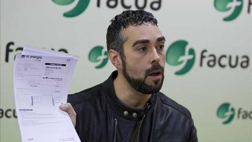 """FACUA pide a la UE intervenir ante la """"ilegalidad"""" de las tarifas de luz y gas en España"""