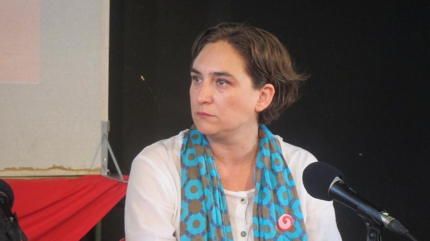 Ada Colau reúne el consenso de todos los confluyentes en Guanyem para liderar la lista