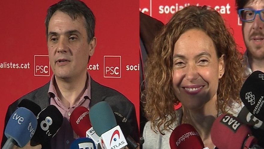 Batet y Martí (PSC) ultiman un acuerdo para evitar primarias