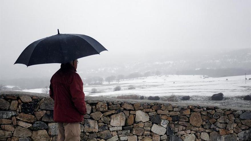 La lluvia se acomoda en España hasta la próxima semana