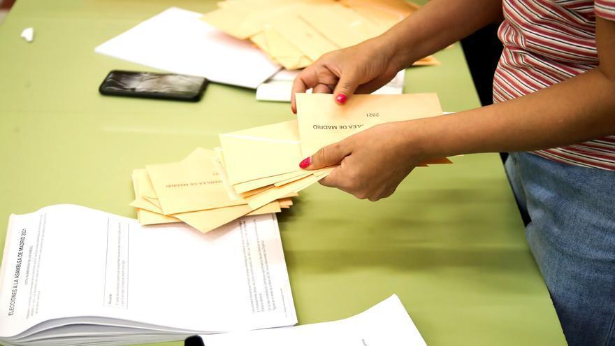 Las elecciones en Madrid alcanzan un histórico 76,19% de participación