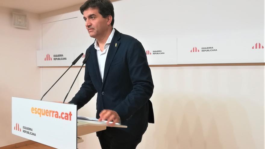 """ERC confirma su """"no clarísimo"""" a los PGE pero confía en aprobar los del Gobierno catalán"""
