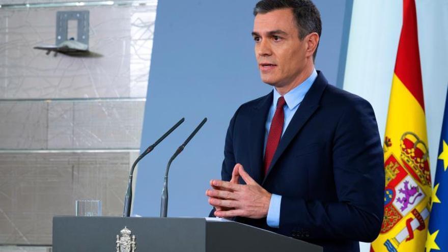 La comparecencia de Pedro Sánchez fue seguida por 18 millones de ...