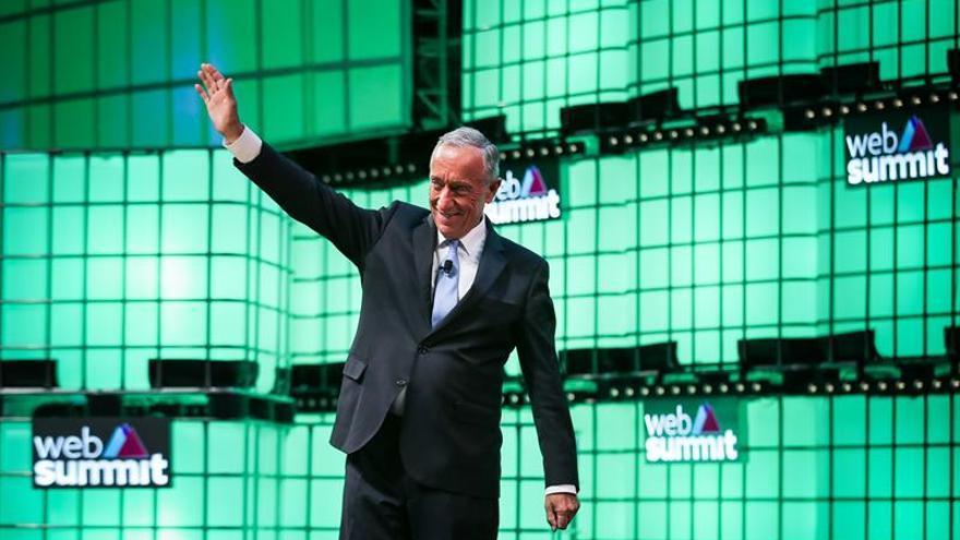 El presidente de Portugal dice que el clima preelectoral empezó muy pronto