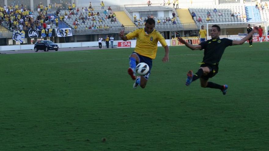 Del UD Las Palmas-Villarreal #13