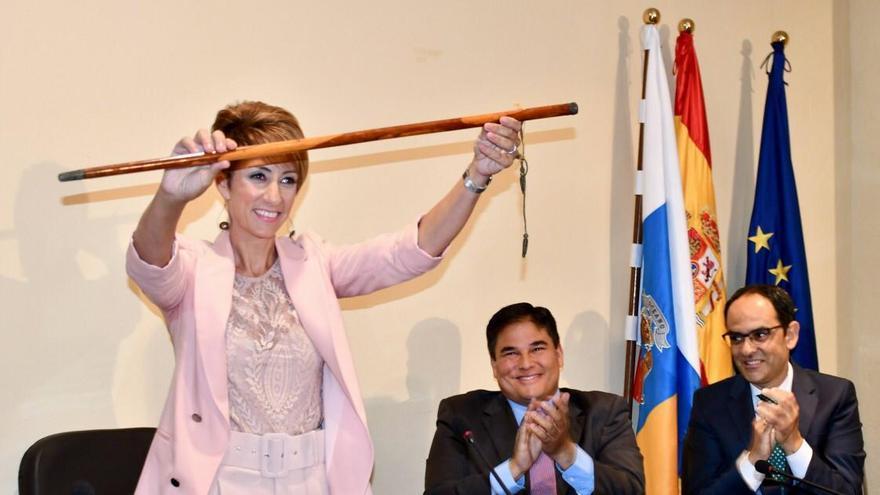 """El Ayuntamiento de Mogán aprueba un presupuesto que """"ignora la realidad social del municipio"""", según Nueva Canarias"""