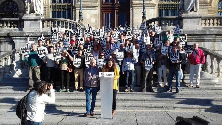 Una asociación de víctimas pide a la Audiencia Nacional que prohíba la marcha del día 26 a favor de los presos de ETA