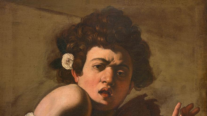 Caravaggio: Muchacho