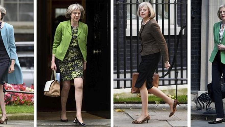 Theresa May, un estilo ecléctico que confirma su determinación