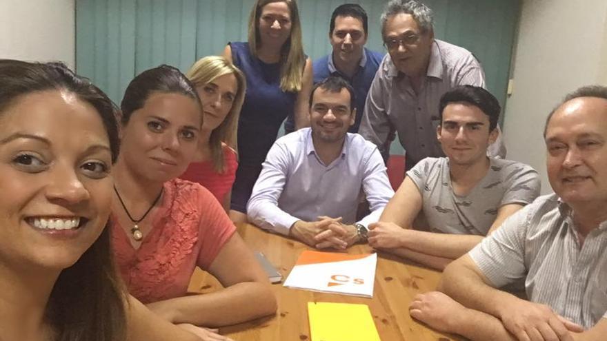 Comité insular de Ciudadanos en Gran Canaria.