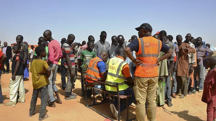 ACNUR pide 9,5 millones de dólares para refugiados nigerianos que regresan