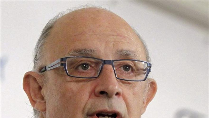 Montoro dice que debate soberanista no debe entorpecer la salida de la crisis