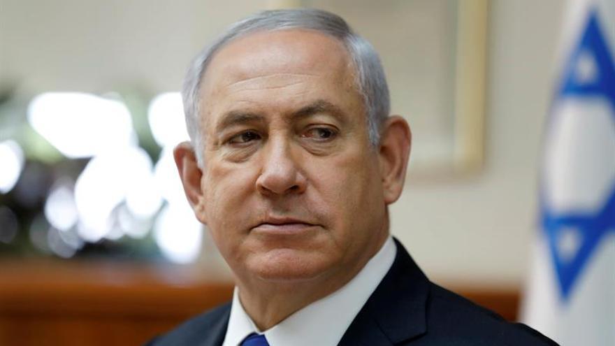un millonario declara que los Netanyahu le exigían puros y champán