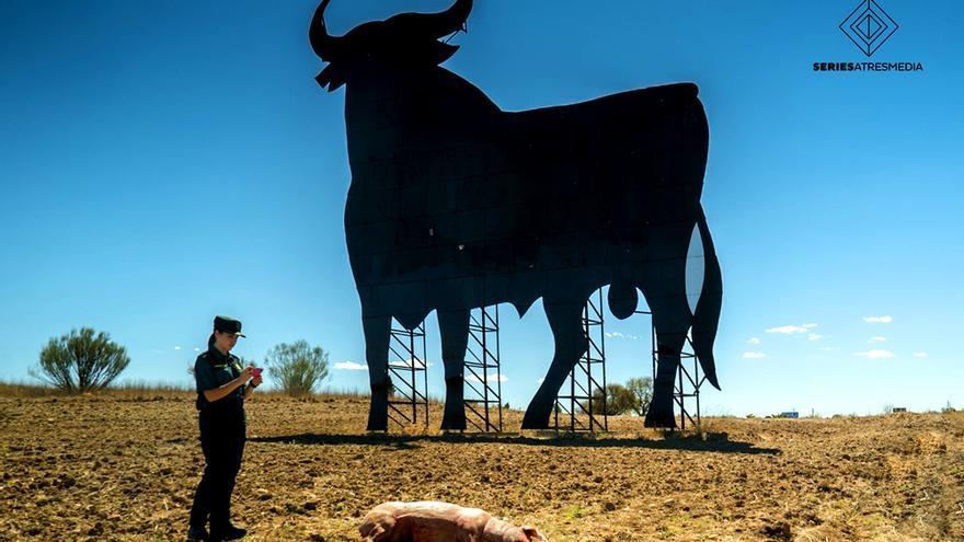 Primera imagen oficial de Matadero, la nueva serie de Antena 3