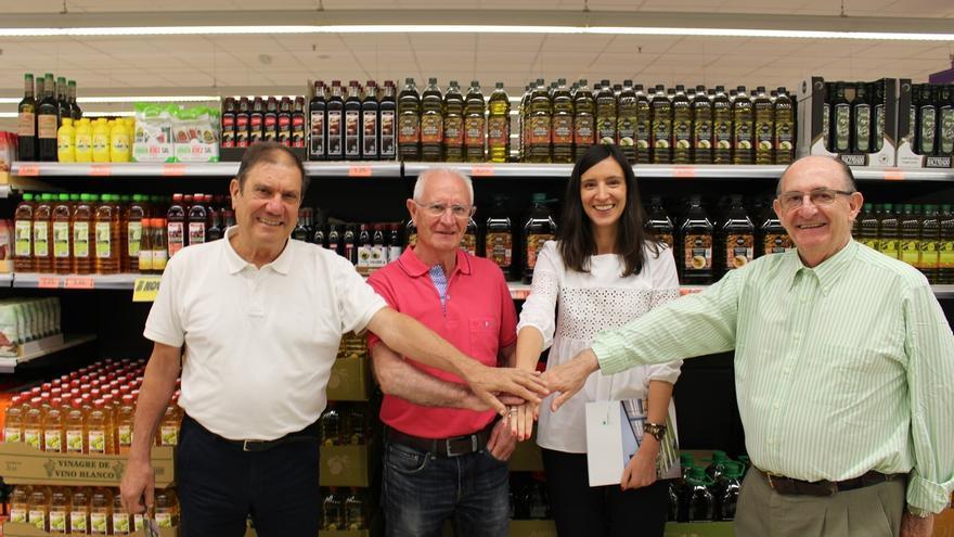 Mercadona entrega 8.500 kilos de productos a la Federación de Bancos de Alimentos de Euskadi