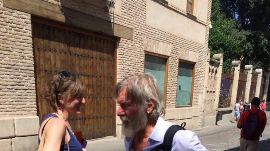 Harrison Ford en la judería toledana / Cúentame Toledo