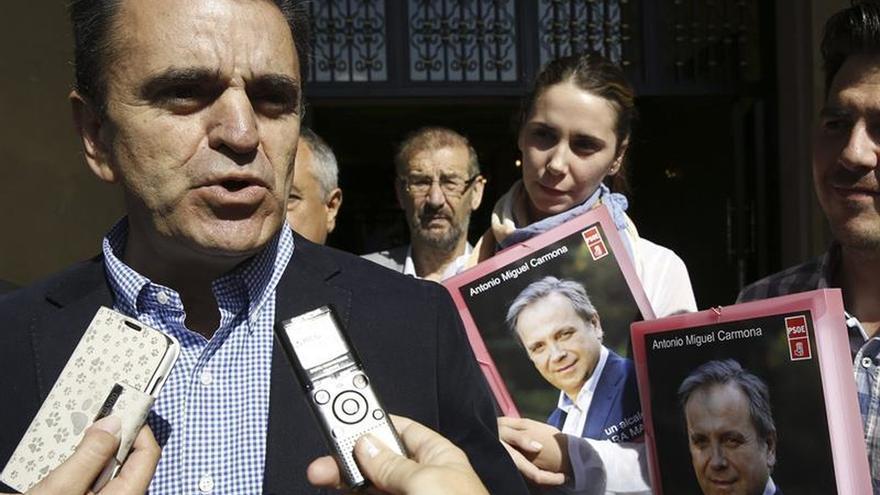 Un portavoz parlamentario pugnará con Sara Hernández para liderar el PSOE-M