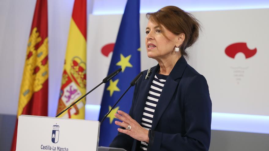Aurelia Sánchez, consejera de Bienestar Social CLM