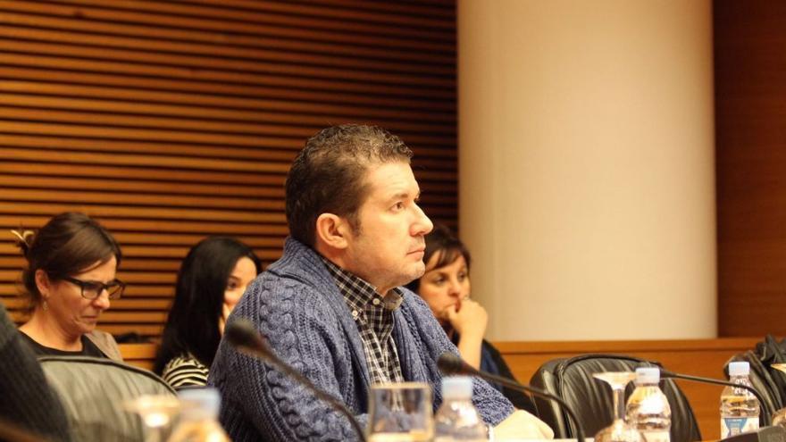 Emilio Argüeso, secretario de Organización de Ciudadanos y senador territorial.