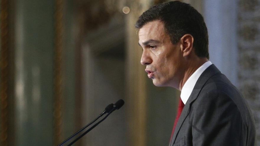 """Sánchez hará una """"oposición ciudadana"""" con """"esperanza y rigor"""" frente a la """"política de resignación y humo"""" de otros"""