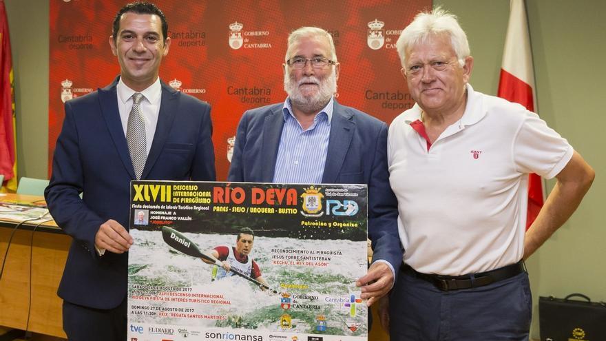 198 piraguas participarán este sábado en la XLVII edición del Descenso Internacional Río Deva