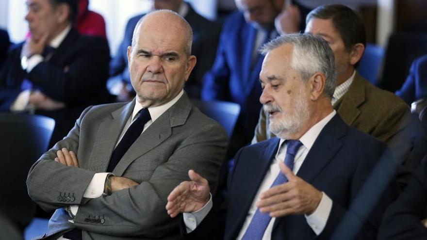 Arranca la fase final del juicio ERE con Chaves, Griñán y el resto de acusados en la sala