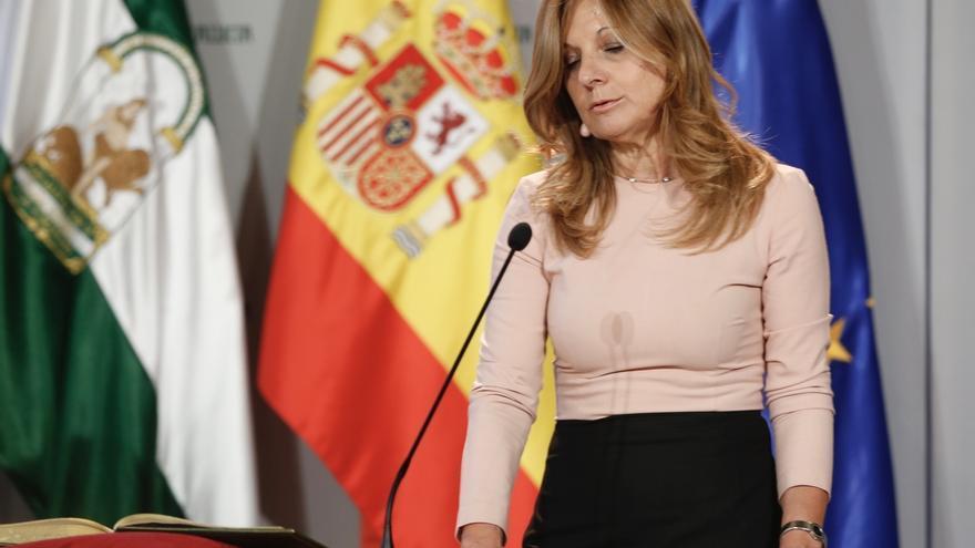 """Álvarez Benito, máxima defensora de la sanidad pública, afronta con """"mucha ilusión"""" el """"reto"""" de la Consejería de Salud"""