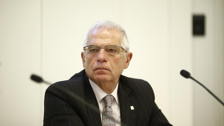 """Borrell reconoce que no haría """"ascos"""" a ser ministro y no aclara si irá a las elecciones con el PSOE"""