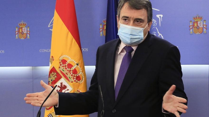 """El PNV cree que la victoria del PP """"poco"""" afectará a la gobernabilidad de España"""