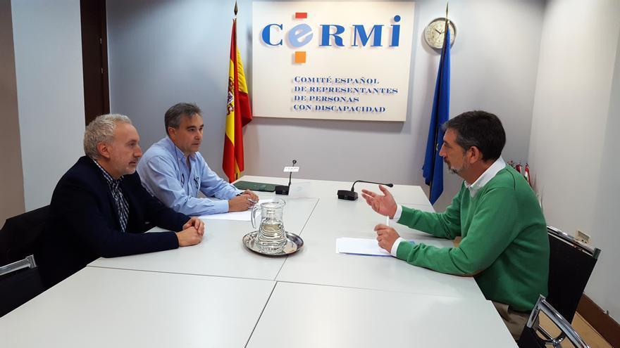 CERMI respalda la ley de SATSE para garantizar la seguridad en la atención sanitaria a los pacientes españoles.