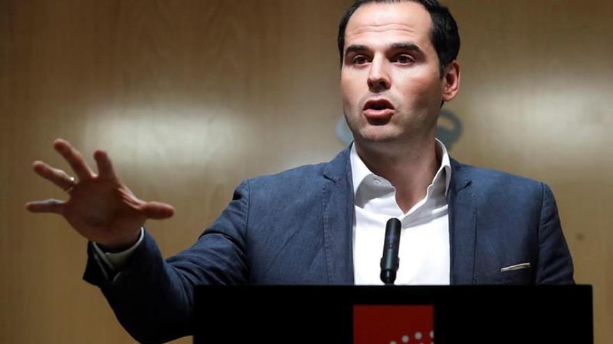 """Ignacio Aguado (Ciudadanos) sobre Torra: """"Es reiteradamente xenófobo"""""""