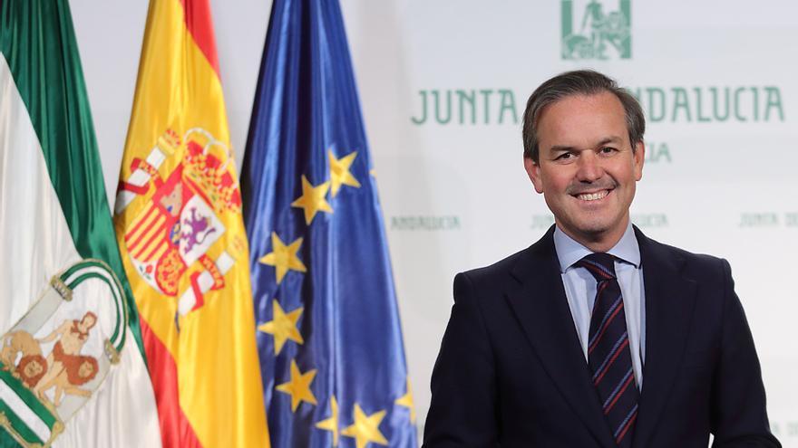 El dimitido consejero de Hacienda, Alberto García Valera.