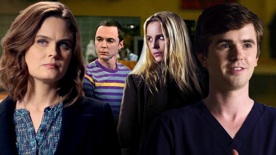 Personajes con síndrome de Asperger en series