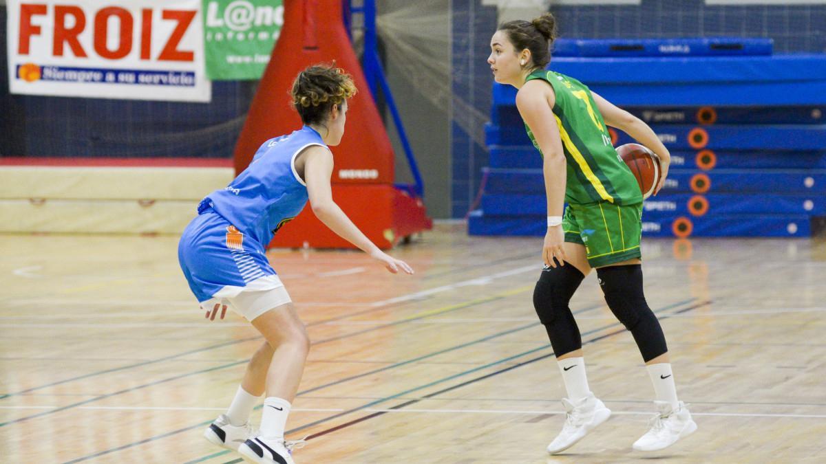 Natalia López, nueva jugadora del Milar Córdoba.