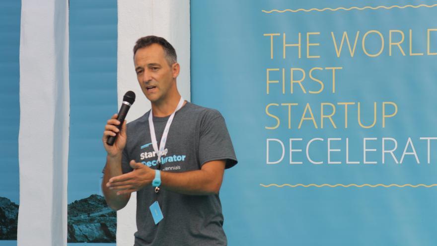 Marcos Martín, CEO y cofundador de Menorca Millennials (Imagen: Cedida por Menorca Millennials)
