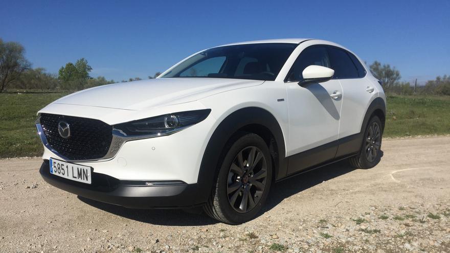 Mazda afina el motor Skyactiv X para hacerlo más potente y eficiente