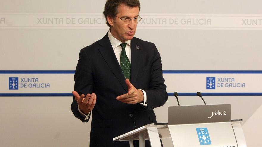 """Feijóo: """"A Podemos le importa tanto Galicia como a mí la opinión de Monedero sobre una moneda bolivariana"""""""