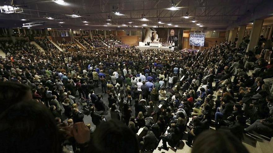 Multitudinario funeral en Pamplona por el prelado del Opus Dei Javier Echevarría