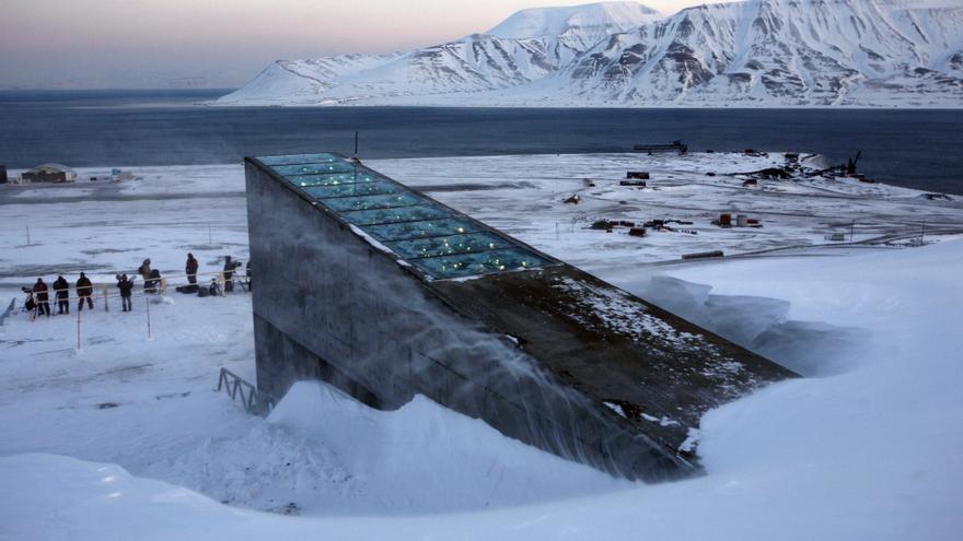 La reserva global de semillas en el Ártico peligra por culpa de las altas temperaturas