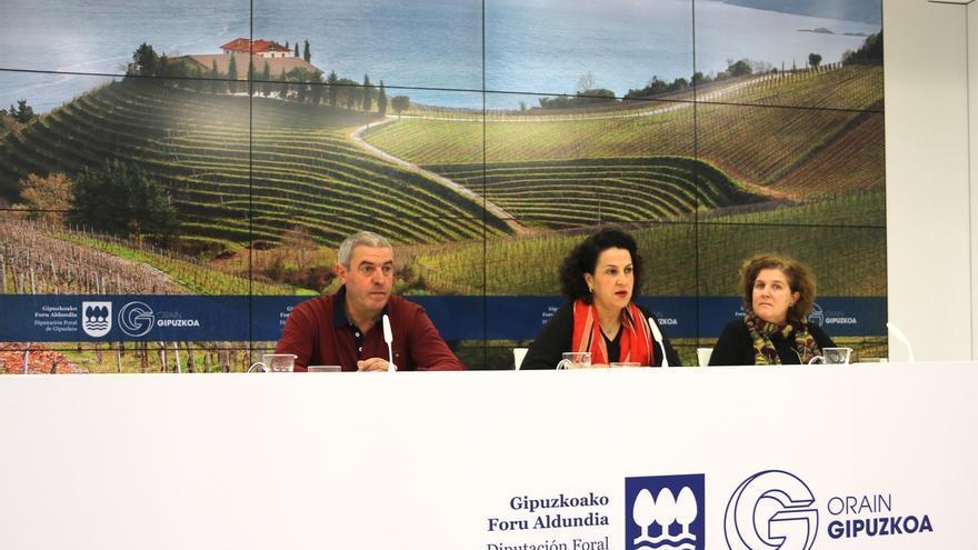 La producción 2016 de Txakoli de Getaria asciende a 4,2 millones de kilos de uva y 3,8 millones de botellas